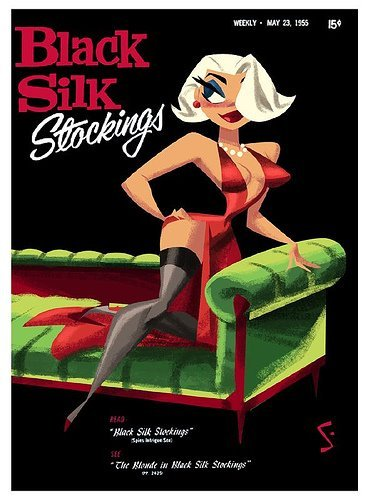 I would totally buy this magazine. By Shane Glines.