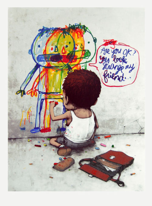 estonoesuntumblr:  by Dran