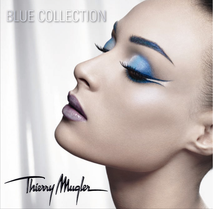 Thierry Mugler Beauty, Blue Collection