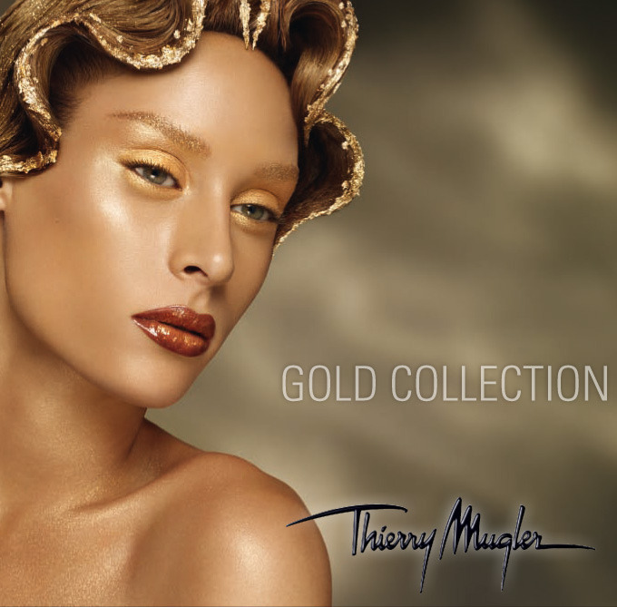 Thierry Mugler Beauty, Gold Collection