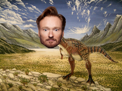 Conan O'Brien as Cocosaurus