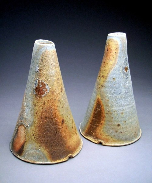 Ian Shelly: Ceramic Vase Pair