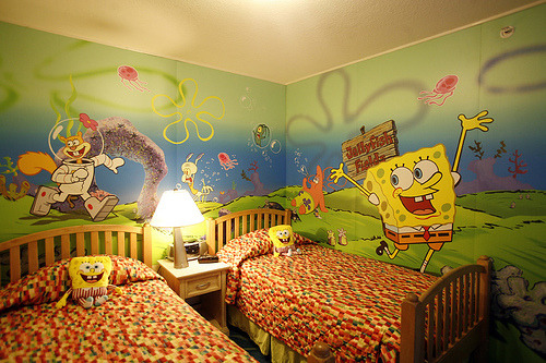 welcometothekrustykrab:  This is my dream room.