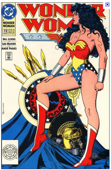 "pinkkryptonite:  ""In a world of ordinary mortals, you are a Wonder Woman."" —Queen Hippolyte"
