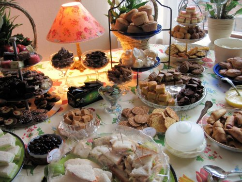 I love High Tea!