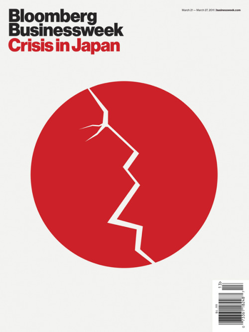 yorokobumag:  Businessweek y Japón by Noma Bar