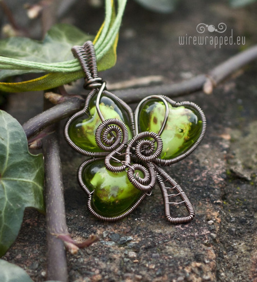 St Patricks Day Pendant