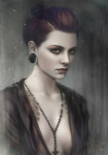 """Hera"" by Tom Bagshaw"