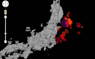 (via Japanese Power Company Creates Twitter Account for Nuclear Plant Updates) I don't think this was in the emergency plan but maybe it should be…