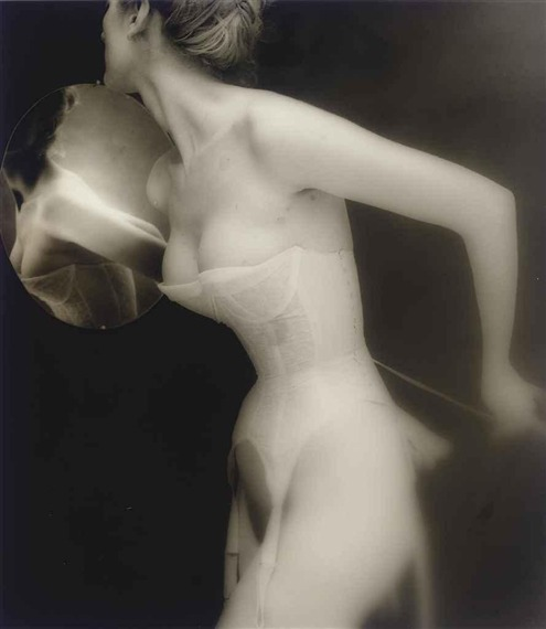 Lingerie, 1951 by Lillian Bassman