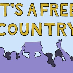 It's A Free Country - Jody Avirgan - The Mix for 3-18-11