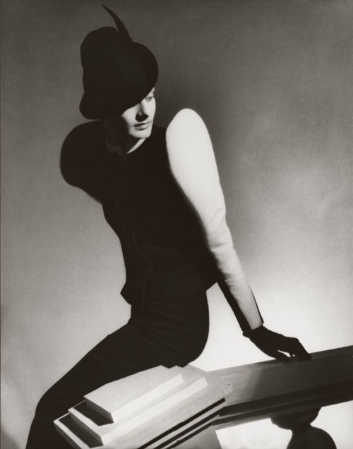 White Sleeve, Vogue, 1936 by Horst P. Horst from Lempertz