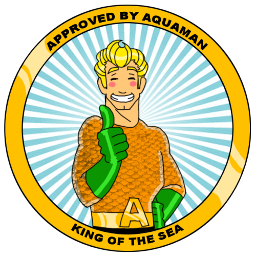 kryptongirl:  Oh Aquaman. :')  :D