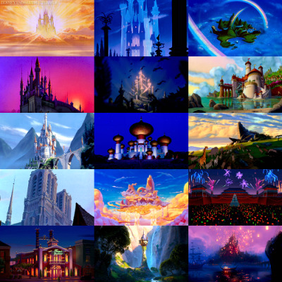 ohjilliaaan:  Disney makes beautiful locations <3