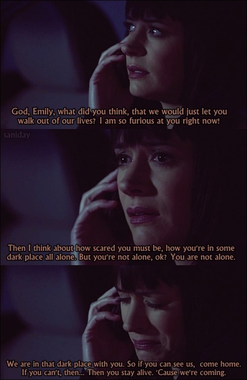 Garcia's voicemail for Emily ♥ [Criminal Minds]