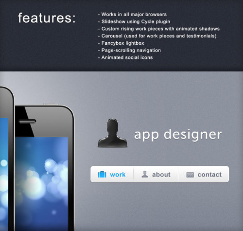App Designer Portfolio By Adrian Pelletier Download