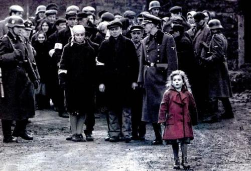 "DAY 04: A MOVIE THAT MAKES YOU SAD SCHINDLER'S LIST: ""The List Is Life.""  A very touching and truly emotional film, one of Spielberg's best."
