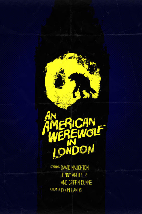 An American Werewolf in London by Daniel Norris