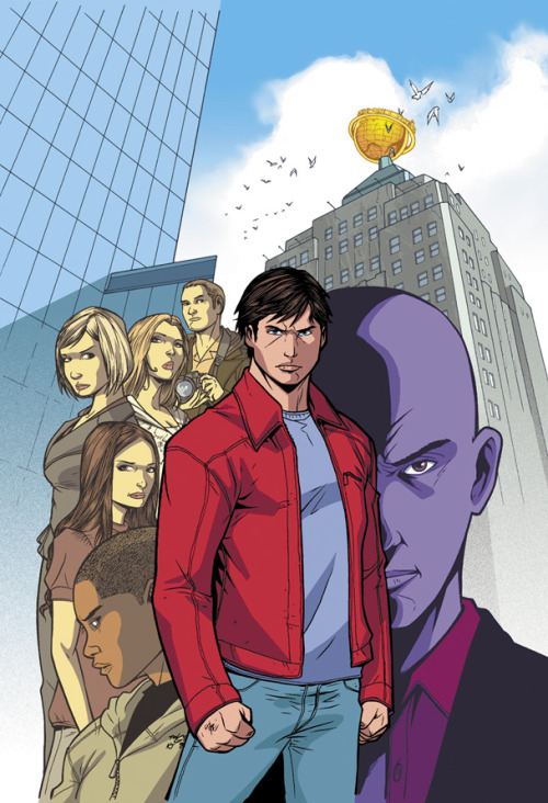 SMALLVILLE by ~deemonproctions