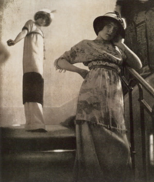 edwardianera:  April 1911 - France by Edward Steichen