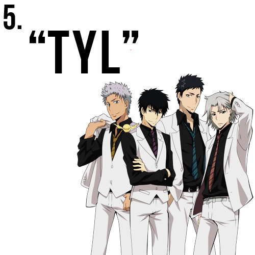 tifamex:  Just give me TYL!Hibari and nobody will get harmed :|  Uh-uh, get me TYL!Yamamoto please :U