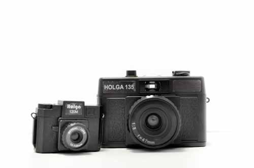 "Also part of this month's (March) giveaway will be two Holga 135's! The Holga 135 is not the same as the BC version we sell in our shop - this is the standard Holga 135 without the ""Black Corners"" mask frame - which does not force you to shoot vignetted photos (you could modify it to do so if you want though)!We will be giving these away randomly to all eligible entrants!In case you missed it: http://www.lofico.com.au"