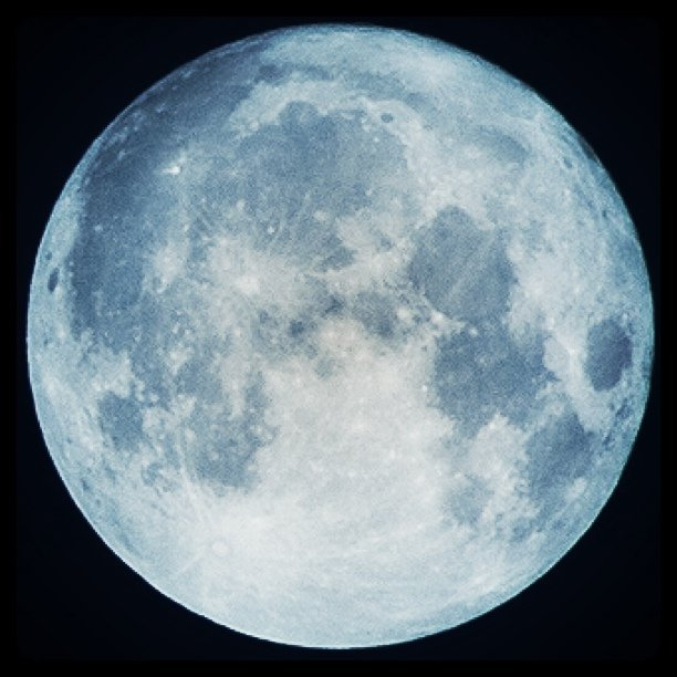 #supermoon (Taken with instagram)