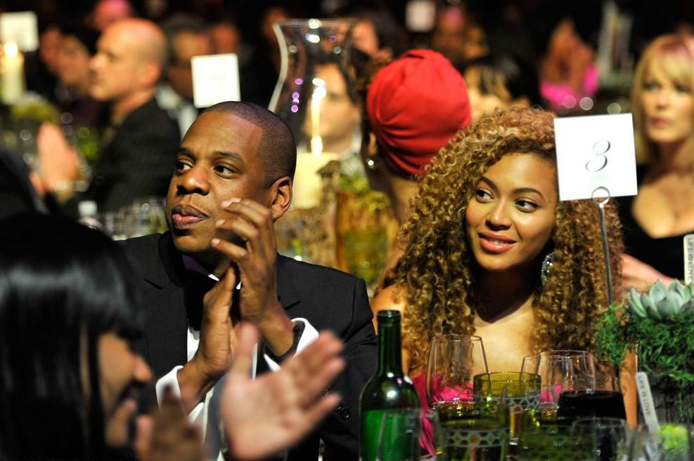 Jay and Bey 'Keep A Child Alive' Ball