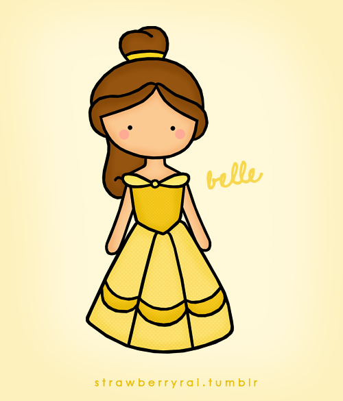 Belle for ar88, sorry for taking so long.. i hope you like it <3