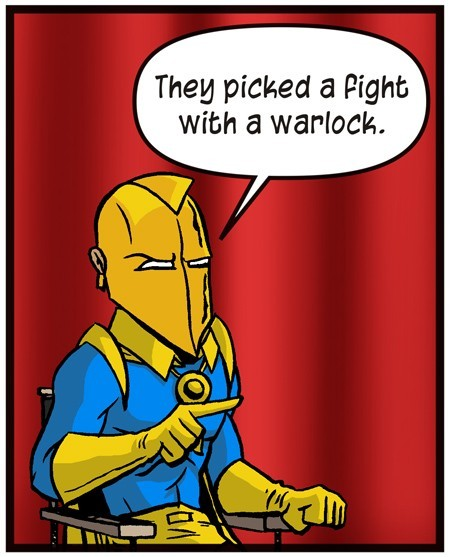 Charlie Sheen Quotes Presented By Superheroes - Dr. Fate