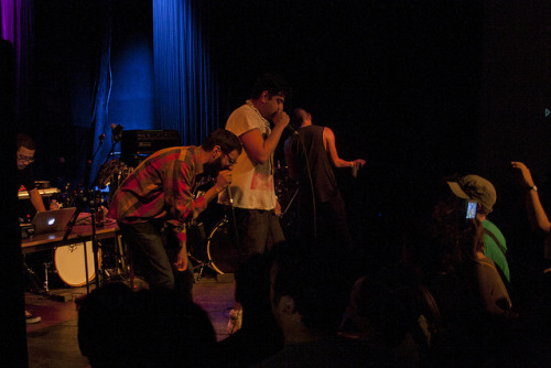 Das Racist @ ND Studios
