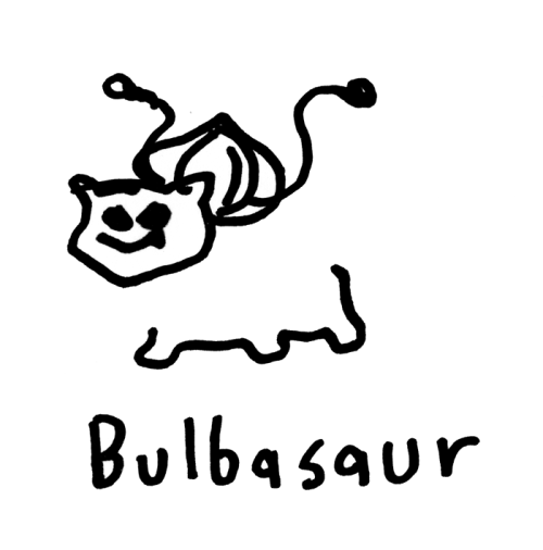 Bulbasaur by Sam