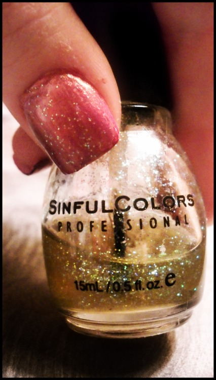 China Glaze- Awakening Sinful Colors- Treasure Island
