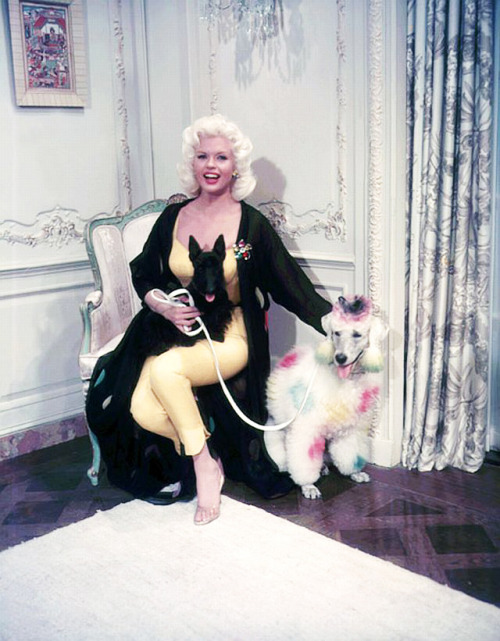 "Jayne Mansfield in ""Will Success Spoil Rock Hunter?"" 1957"