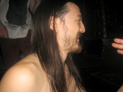 STEVE AOKI @ Congress Theater 3.18.2011