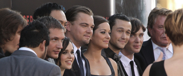 notmyhairitisapalm:  LA Inception premiere! I just found this lurking in the depths of my harddrive. <3 I love this cast SO MUCH.