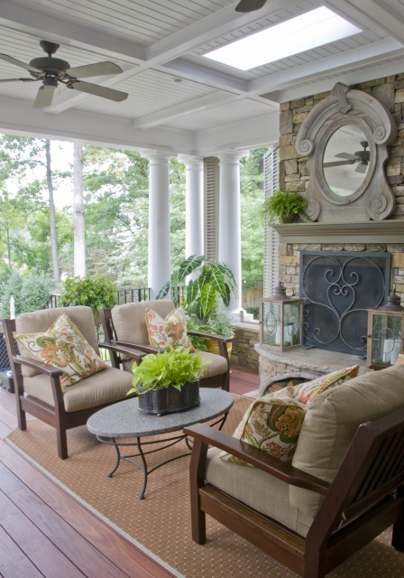 (via Midtown - - patio - atlanta - by Castro Design Studio)