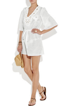 Spring Break has come & gone but i'm still in love with this Milly cover-up