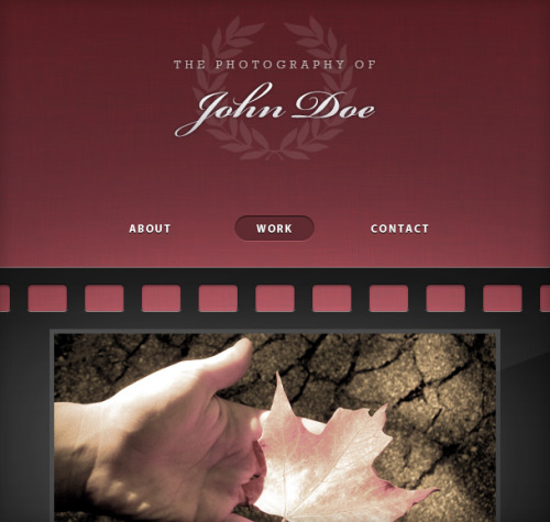 Photography Mini Site By Adrian Pelletier Download