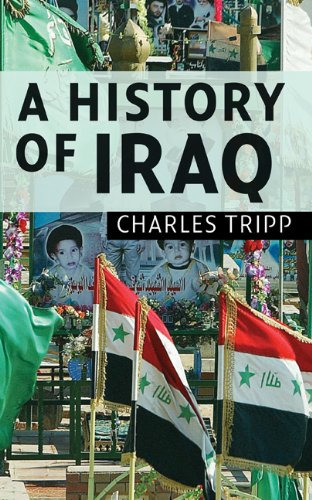 A History of Iraq Author: Charles Tripp Publisher: Cambridge University Press Publication Date:August 2007 Summary:  To understand Iraq, Charles Tripp's history is the book to read. Since its first appearance in 2000, it has become a classic in the field of Middle East studies, read and admired by students, soldiers, policymakers and journalists. The book is now updated to include the recent American invasion, the fall and capture of Saddam Hussein and the subsequent descent into civil strife. What is clear is that much that has happened since 2003 was foreshadowed in the account found in this book. Tripp's thesis is that the history of Iraq throughout the twentieth-century has made it what it is today, but also provides alternative futures.  Unless this is properly understood, many of the themes explored in this book - patron-client relations, organized violence, sectarian, ethnic and tribal difference - will continue to exert a hold over the future of Iraq as they did over its past. Book Description To understand Iraq, Charles Tripp's history is the book to read. The updated book includes the recent American invasion, the fall of Saddam Hussein and the subsequent descent into civil strife. Tripp argues that the history of Iraq throughout the twentieth century has shaped where it is today.  ISBN:0521878233