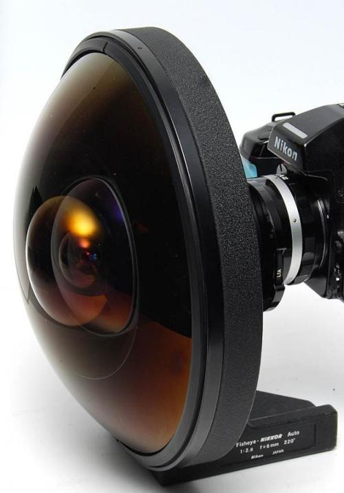 """9 Unbelievable Camera Lenses That Actually Exist""  Oooh! Gimmie!"