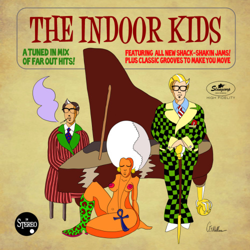 Indoor Kids Spring Sampler hot off the press! Limited number of copies so come on out to a show while you can! Why am I yelling!