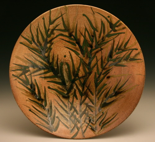 Blaine Avery: Willow oak platter