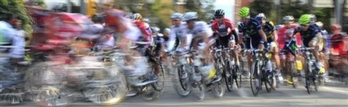 Volta a Catalunya (via Photo from AP Photo)