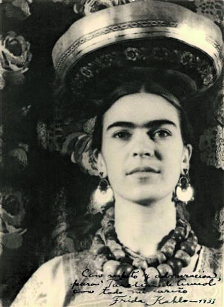 artemisdreaming:  Frida Kahlo