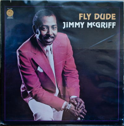 Jimmy McGriff - Fly Dude Label: Groove Merchant Cat#: GM 509 Soul-Jazz/Jazz-Funk, USA, 1972 RYM / Discogs