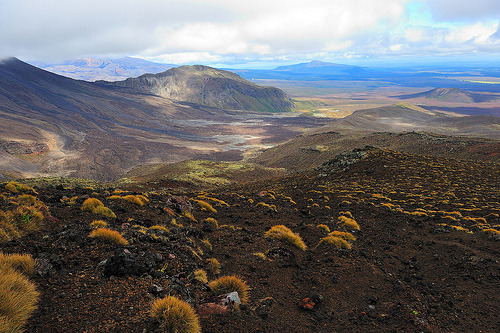 Mt. Tongariro (by alvaromoreno16)