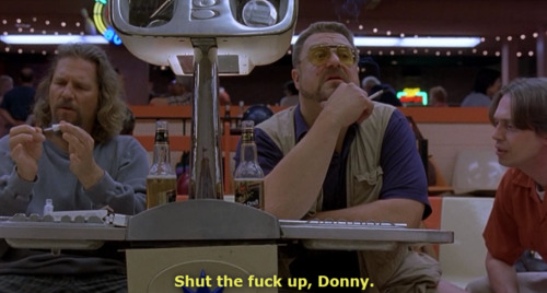 fuckyeahstevebuscemi:  The Big Lebowski, 1998
