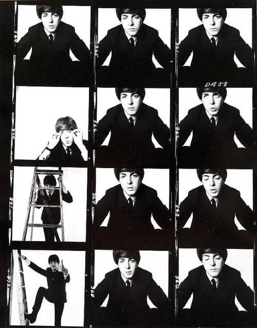 Paul, David Bailey, 1965