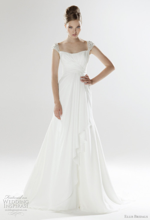 2011 Wedding Dresses from Ellis Bridals London Collection